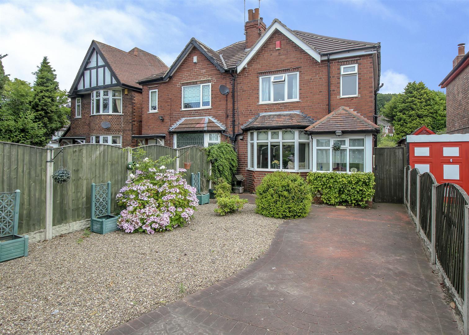 3 Bedrooms Property for sale in Ilkeston Road, Stapleford